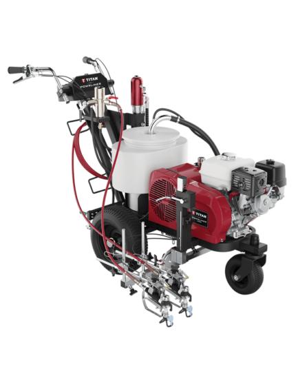 Imagem do equipamento para demarcação PowrLiner 4955 da Titan com fundo branco