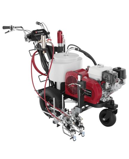 Imagem do equipamento para demarcação PowrLiner 8955 da Titan com fundo branco