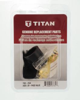 Válvula de Alívio Titan  450E/440I/1150E/114I/850E